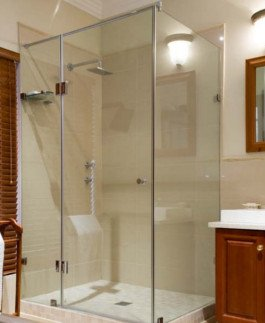 Amazing Frameless Showers Manufactured In Johannesburg